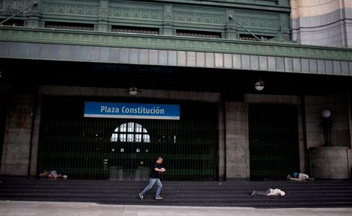 Cristina Fernández enfrenta cuarta huelga general