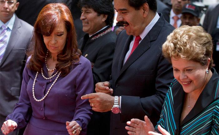 La izquierda pierde terreno en Suramérica por corrupción y economías deterioradas