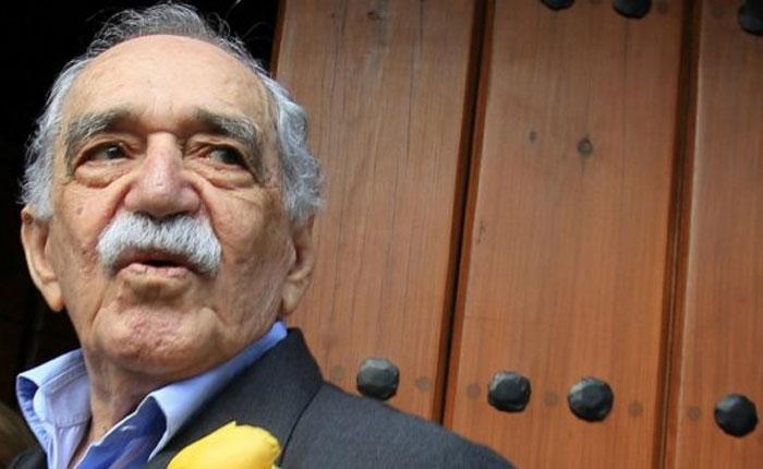 """Con una """"Máquina de la memoria"""" se celebra cumpleaños de Gabriel García Márquez"""