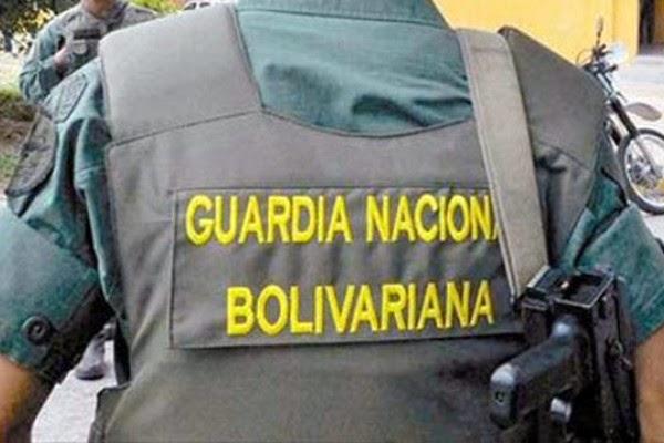 Conas capturó al GNB gocho que rechazó la represión y se pronunció contra el gobierno