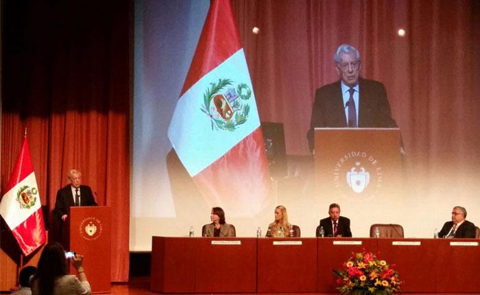 Mario Vargas Llosa solicitó la libertad de Ledezma, López y la de todos los presos políticos