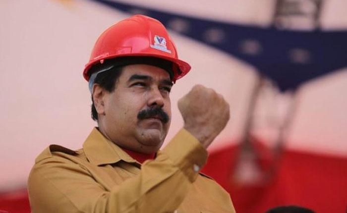 NicolásMaduro#4M
