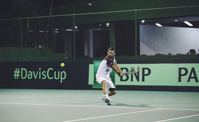 Ricardo Rodríguez: la historia detrás del tenista número uno del país