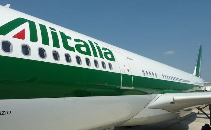 Alitalia cerrará operaciones en Venezuela