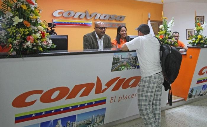 Desde hoy Conviasa cobrará tasa aeroportuaria en divisas