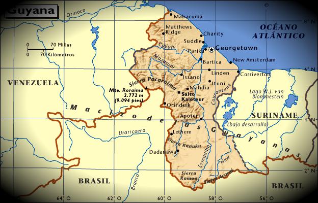 Editorial de El Nacional: Guyana muestra los dientes