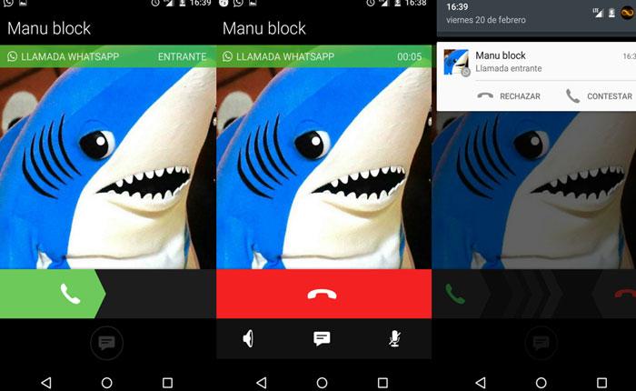 WhatsApp activa servicio de llamadas gratuitas
