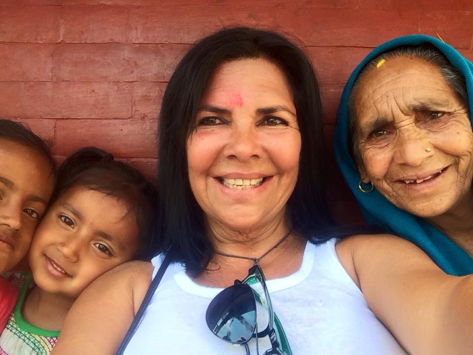 Carta de una venezolana que sobrevivió al terremoto en Nepal