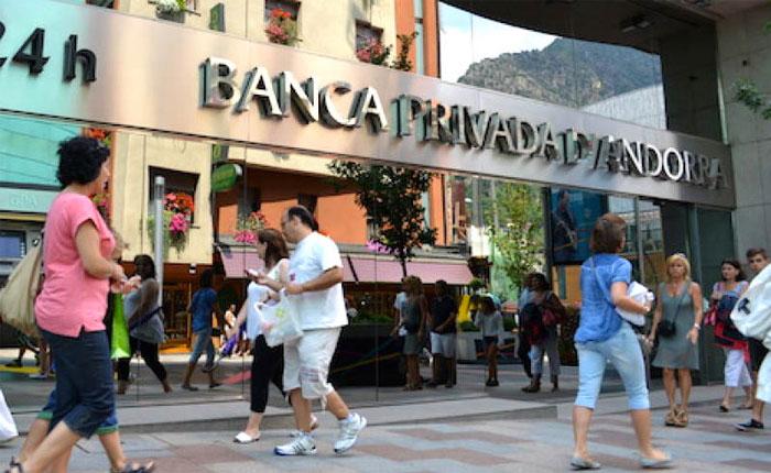 Los magnates de Andorra por José Guerra