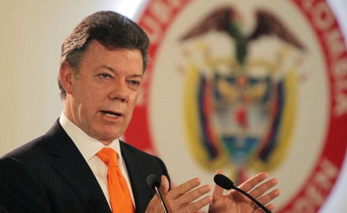 Colombia confirma que Santos se reunirá con Maduro el lunes en Quito