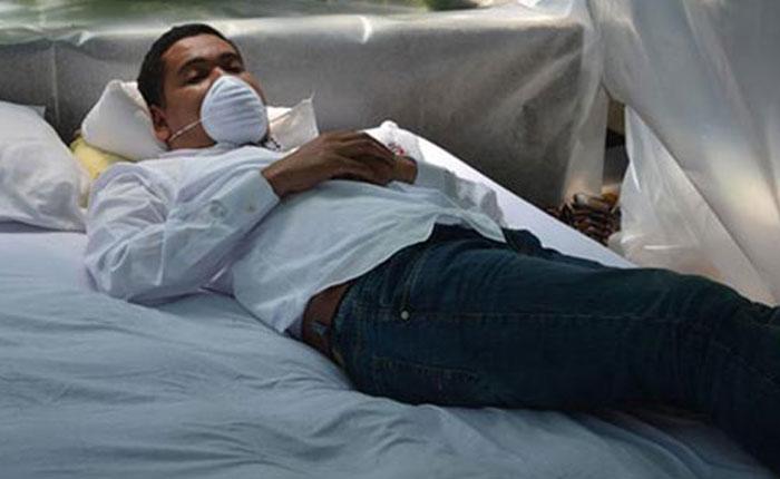 Leocenis García inicia huelga de hambre indefinida