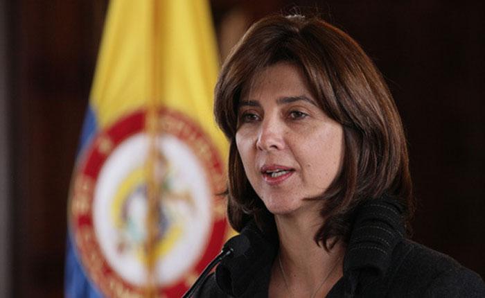 María Ángela Holguín le apuesta al diálogo entre Venezuela y EE.UU.