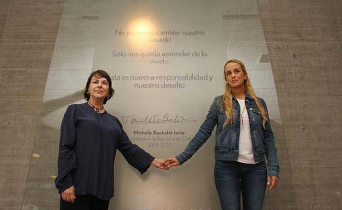 Chile apoya la Libertad en Venezuela por Milos Alcalay