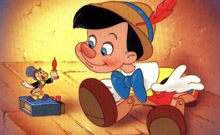 """Disney hará una nueva versión de """"Pinocho"""""""