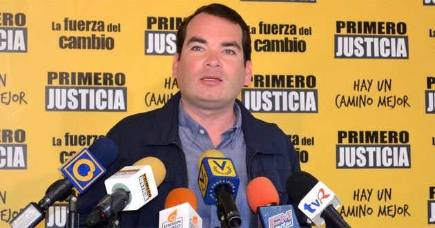Tomás Guanipa:
