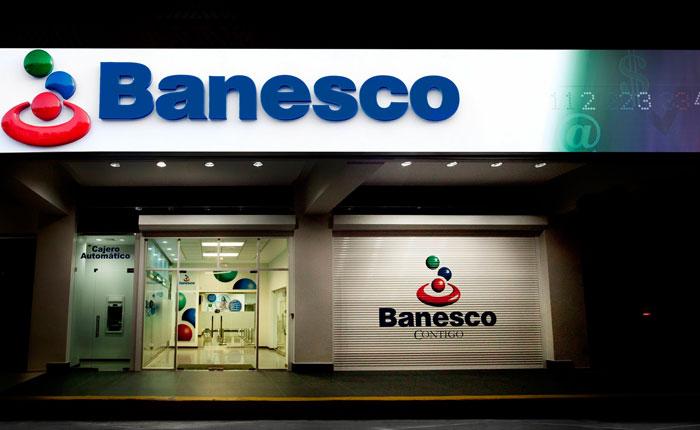 Banesco registró más de 400 millones de transacciones en sus canales electrónicos en agosto