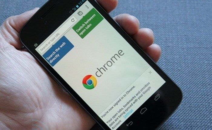 5 trucos ocultos de Chrome para dispositivos Android