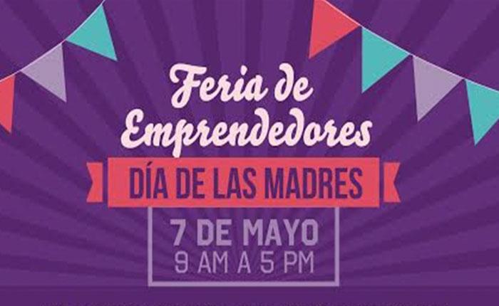 Feria de emprendimiento se realizará el 7M en honor al Día de la Madre