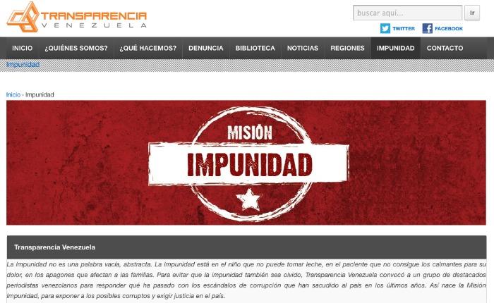 Transparencia Venezuela revela qué ha pasado con los principales señalados por corrupción en Venezuela