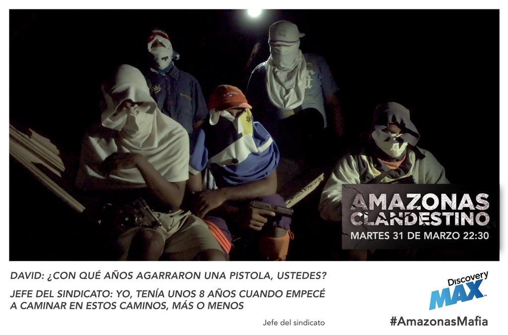 Documental pone al descubierto mafia del oro en el Amazonas