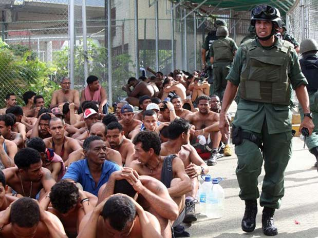 Resultado de imagen para carceles de venezuela