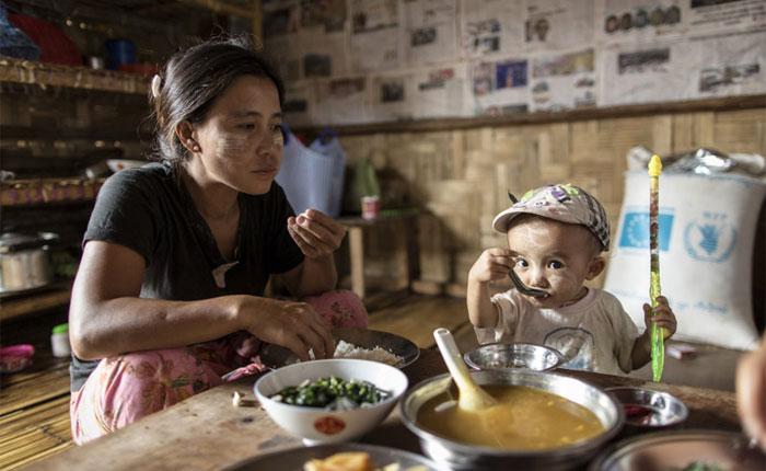 Casi 800 millones de personas pasan hambre en el mundo