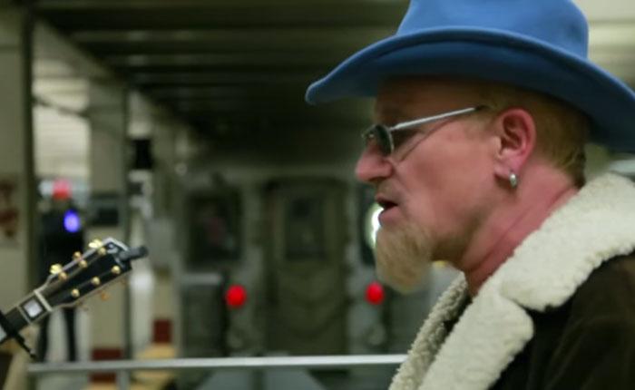 U2 Gratis en el metro de NYC
