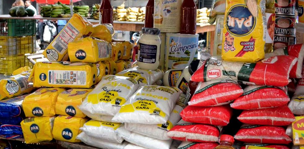 Alimentos valen 10 veces más que hace cinco años
