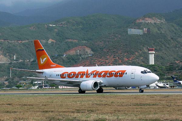 Conozca las nuevas tarifas de Conviasa para vuelos nacionales