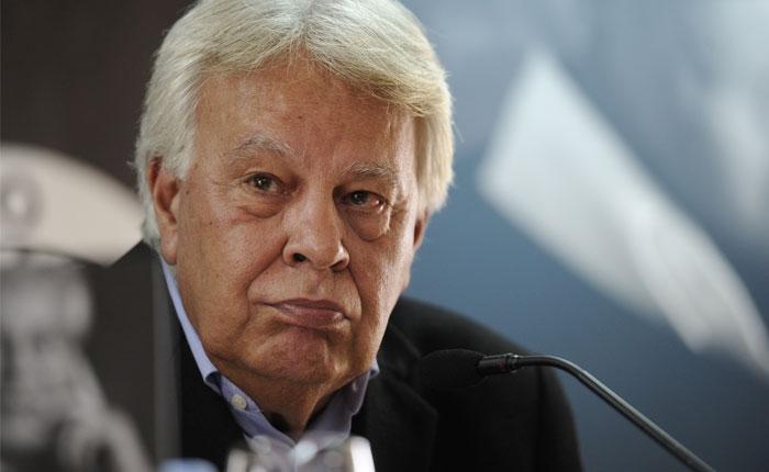 Felipe González recibirá en nombre de Teodoro Petkoff premio Ortega y Gasset en Madrid