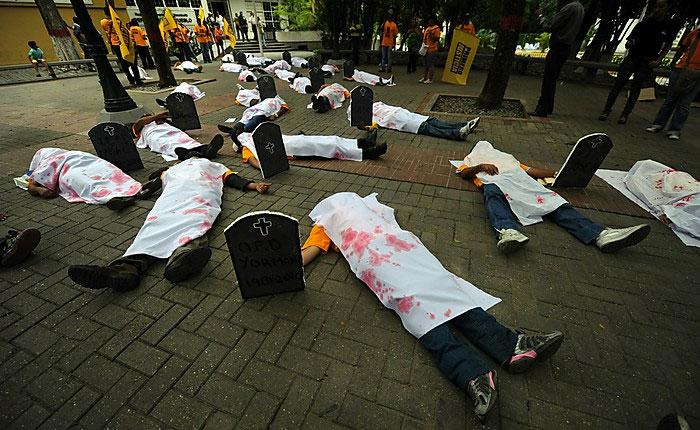 PNUD: Venezuela es el segundo país de América Latina con más muertes violentas