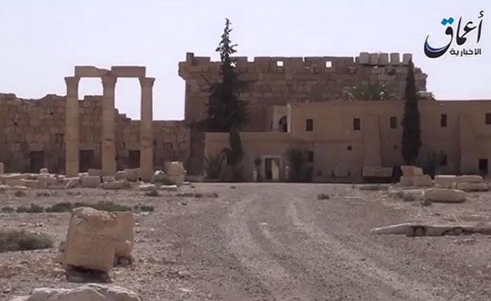 Estado Islámico: Así luce Palmira en manos yihadistas (Fotos)