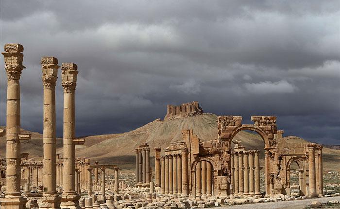 El ISIS se apodera de Palmira y pone en riesgo un Patrimonio de la Humanidad