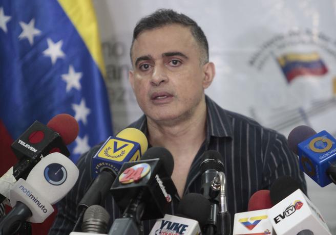 Defensor del Pueblo asegura que Ceballos no está en cárcel de San Juan de los Morros
