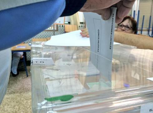 49,78% ya votó en comicios municipales y autonómicos de España