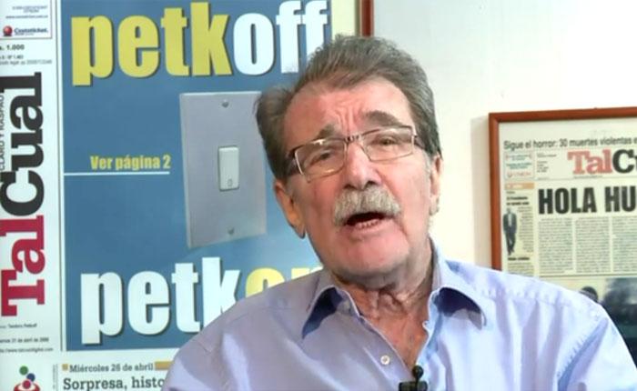 Teodoro Petkoff fue reconocido con el Premio Perfil a la Libertad de Expresión Internacional