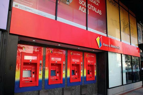 Clientes del banco de venezuela no pueden activar cupo for Banco exterior de venezuela