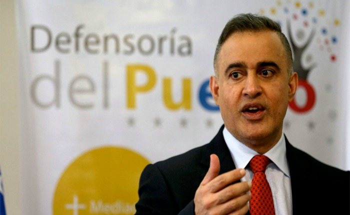 Tarek William Saab denuncia campaña internacional contra Defensoría del Pueblo