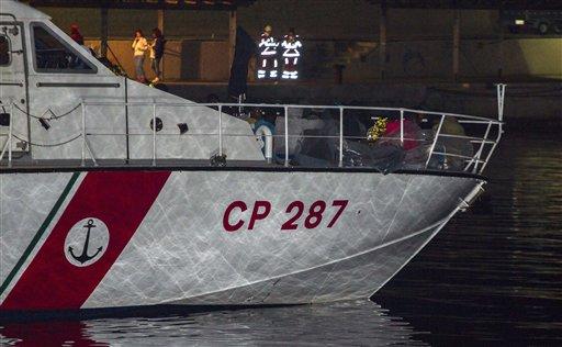 Italia: Hallan 10 migrantes muertos en el Mediterráneo