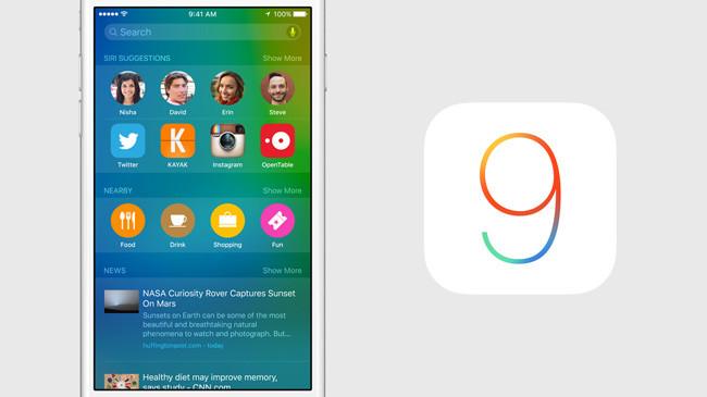 El lanzamiento de iOS 9 explicado en 9 novedades