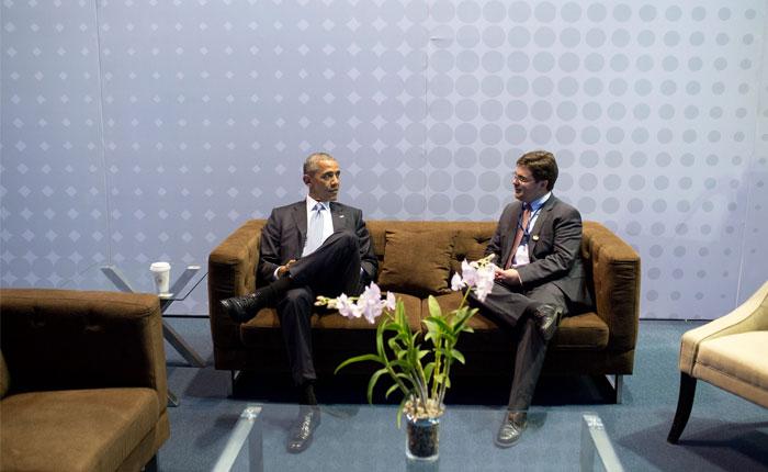 Informe Otálvora:  Maduro tilda de inexpertos a asesores de Obama