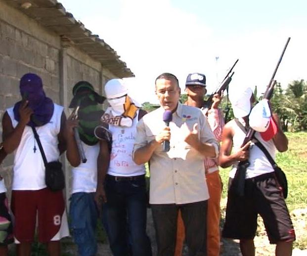 """El desastre de las """"zonas de paz"""" (Venezuela)"""