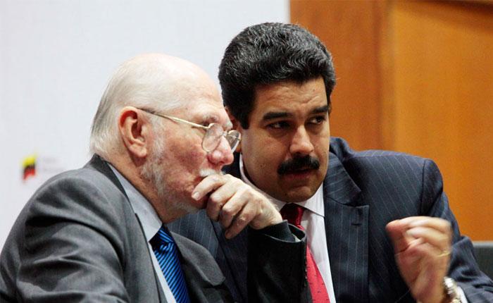 En defensa de Maduro (Carta a Giordani) por Laureano Márquez