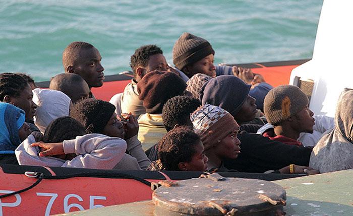 INTERACTIVO Las tragedias del Mediterráneo en las travesías de los inmigrantes