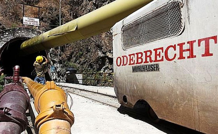 Juan Guaidó: Gobierno gastó $ 22 mil millones en contratos de Odebrecht