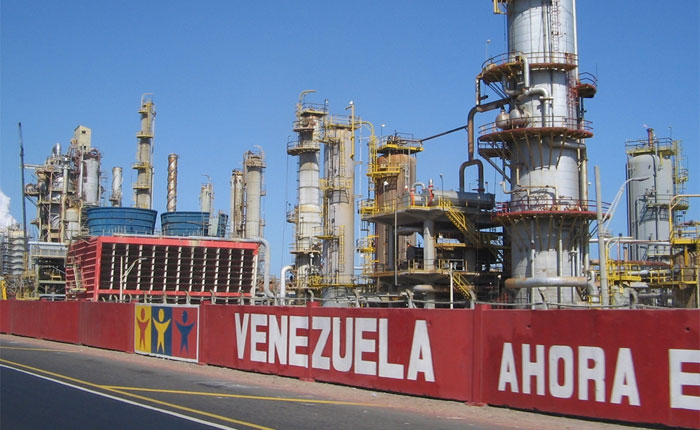 Image result for INDUSTRIA PETROLIFERA DEL VENEZUELA