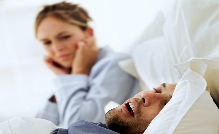 El tamaño del cuello es un factor de riesgo para apnea del sueño