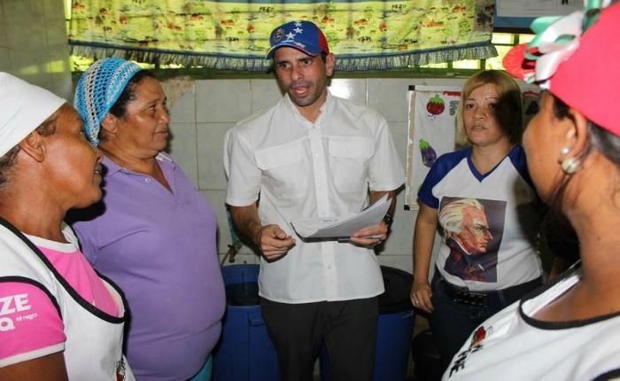 Capriles asegura que deberían presionar al CNE para que fije fecha de elecciones parlamentarias