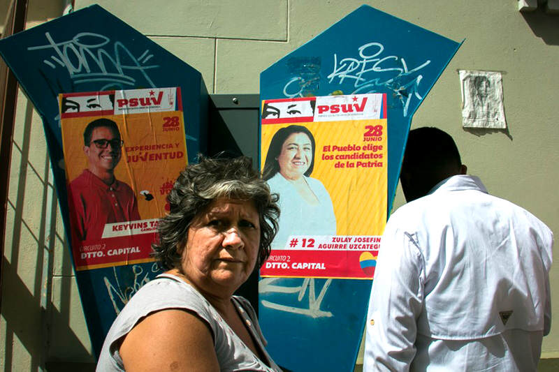 Militancia chavista pasó factura al Gobierno en las primarias por su mala gestión