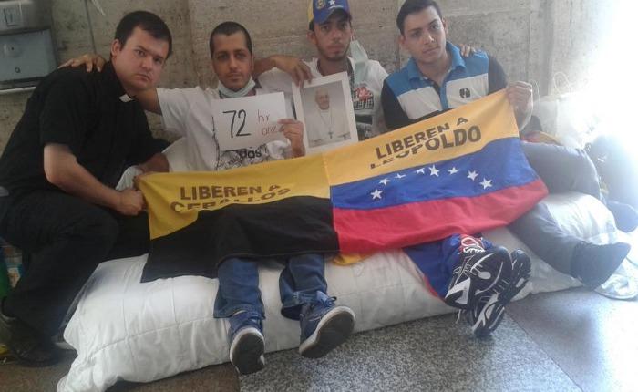 Dirigentes políticos y privados de libertad intensifican acciones sobre  huelga de hambre